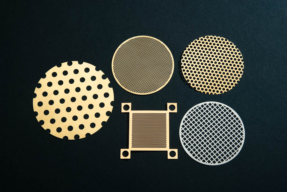 photo chemical metal screens
