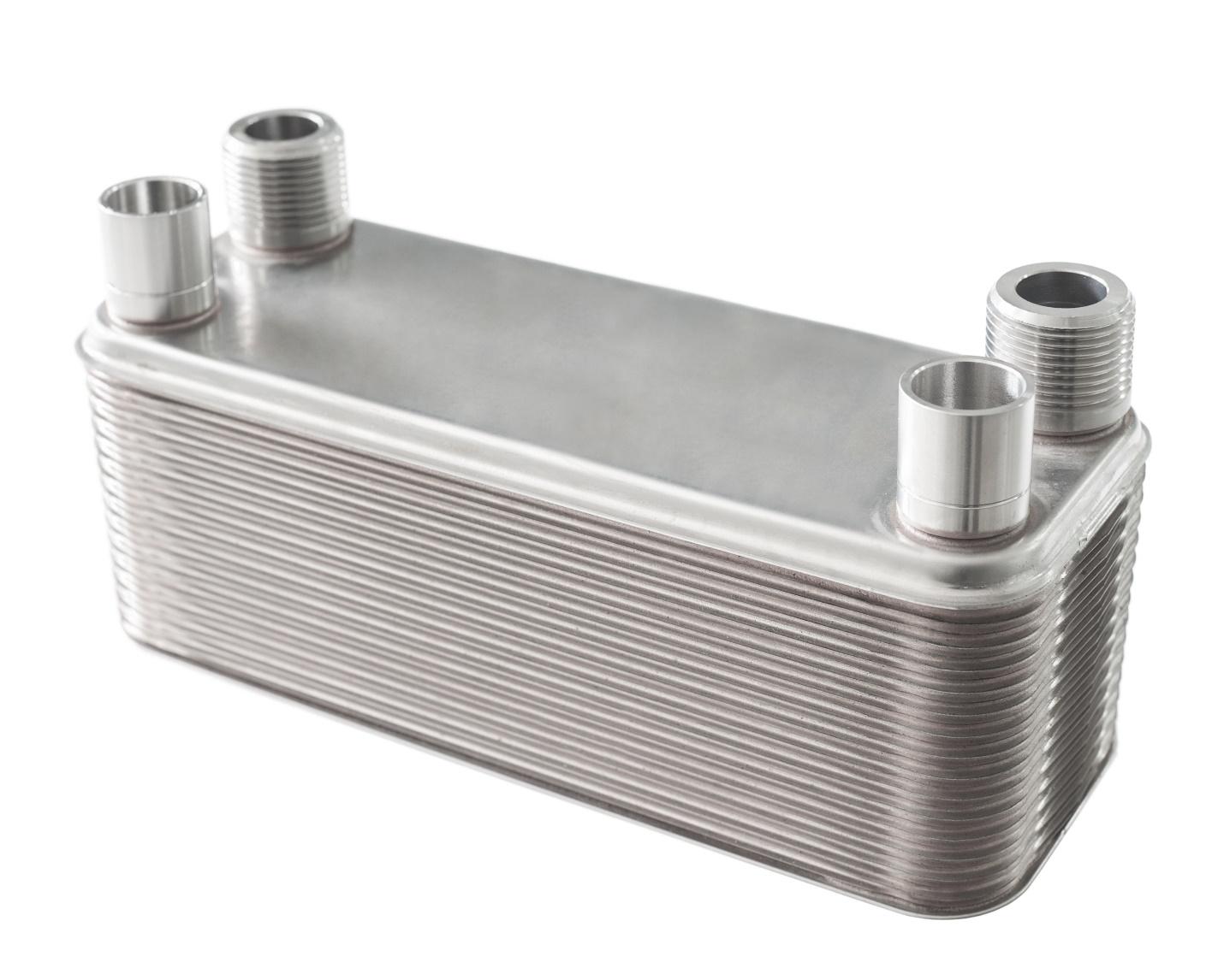 car heat exchanger