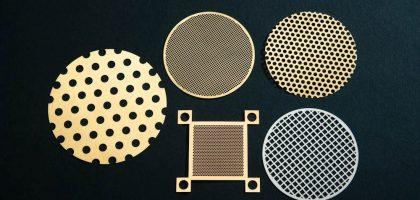 metal mesh screens