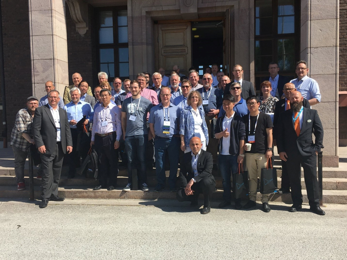 UWE at the PCMI 2018 Spring International Conference