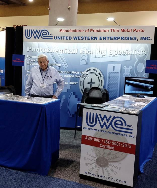 UWE at Booth #115 at the AmCon Design & Contract Manufacturing show at the Phoenix Convention Center in Arizona (March 4-5th 2020, 9:30 am – 3:30 pm).