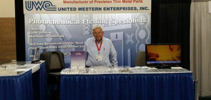UWE at the Pasadena Space Tech Expo 2018