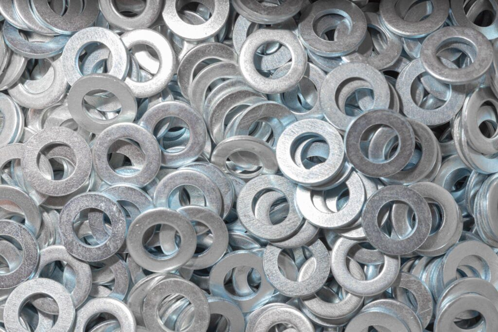 Washers for the bolt
